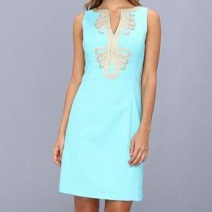 Lilly Pulitzer sky blue Shift dress